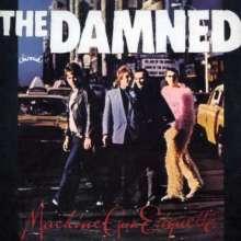 The Damned: Machine Gun Etiquette, CD