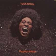 Funkadelic: Maggot Brain, CD