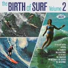 The Birth Of Surf Vol. 2, CD