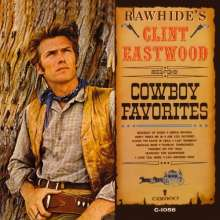 Clint Eastwood: Cowboy Favorites, CD