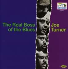 Joe Turner (Piano) (1907-1990): The Real Boss Of The Blues, CD