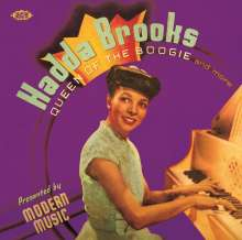 Hadda Brooks: Queen Of The Boogie And More, CD