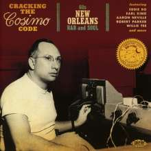 Cracking The Cosimo Code: 60s New Orleans R&B And Soul, CD