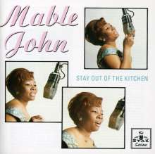 Mable John: Stay Out Of The Kitchen, CD
