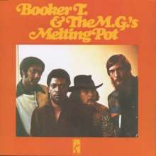 Booker T. & The MGs: Melting Pot, CD