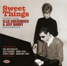 Sweet Things: From The Ellie Greenwich & Jeff Barry Songbook, CD
