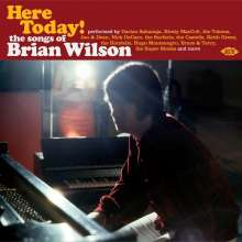 Here Today! The Songs Of Brian Wilson, CD