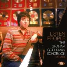 Listen People: The Graham Gouldman Songbook 1964 - 2005, CD
