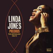 Linda Jones: Precious: The Anthology 1963 - 1972, CD