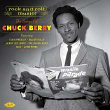 Rock And Roll Music! The Songs Of Chuck Berry, CD