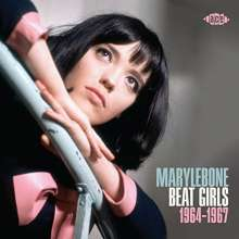 Marylebone Beat Girls 1964 - 1967, CD