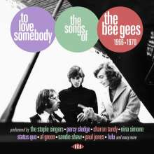 To Love Somebody: The Songs Of The Bee Gees 1966 - 1970, CD