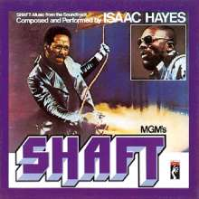 Isaac Hayes: Shaft, 2 LPs
