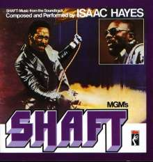 Isaac Hayes: Filmmusik: Shaft (15 Tracks), CD