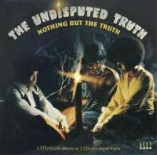 The Undisputed Truth: Nothing But The Truth: 3 Motown Albums (+ Bonustracks), 2 CDs