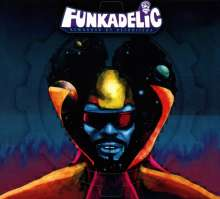 Funkadelic: Reworked By Detroiters, 2 CDs