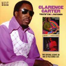 Clarence Carter: Testifyin' & Patches, CD
