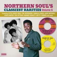 Northern Soul's Classiest Rarities 6, CD