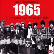 Jon Savage's 1965: The Year The Sixties Ignited, 2 CDs