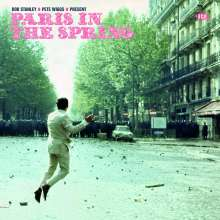 Paris In The Spring, CD