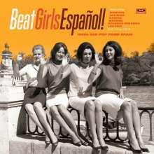 Beat Girls Espanol! 1960s She-Pop From Spain, CD