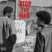 Stop The War-Vietnam Through The Eyes Of Black America 1965-1974, CD