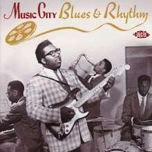 Music City Blues & Rhythm, CD