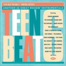 Teen Beat Vol. 6, CD