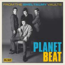 Planet Beat: From The Shel Talmy Vaults, CD
