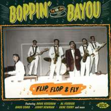 Boppin' By The Bayou: Flip, Flop & Fly, CD