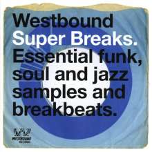 Westbound Super Breaks. Essential Funk, Soul And Jazz Samples And Breakbeats., CD