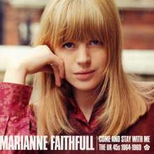 Marianne Faithfull: Come And Stay With Me: The UK 45s 1964 - 1969, CD