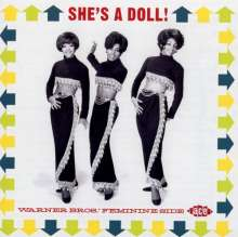 She's A Doll!: Warner Bros.' Feminine Side, CD