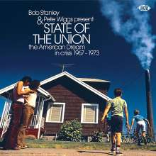 Bob Stanley & Pete Wiggs Present: State Of The Union - The American Dream In Crisis 1967 - 1973, CD