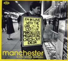Oldie Sampler: Manchester: A City United In Music, 2 CDs