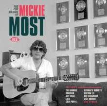 The Pop Genius Of Mickie Most, CD