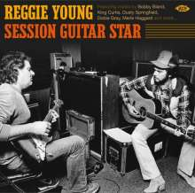 Reggie Young: Session Guitar Star, CD