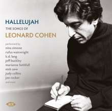 Hallelujah: The Songs Of Leonard Cohen, CD
