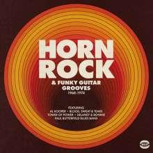 Horn Rock & Funky Grooves 1968 - 1974, CD