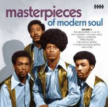 Masterpieces Of Modern Soul Vol.5, CD