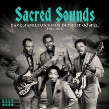 Sacred Sound: Raw Detroit Gospel 1969 - 1974, CD