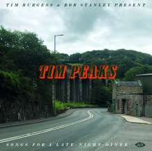 Tim Peaks: Songs For A Late Night Diner, CD