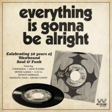 Everything Is Gonna Be Alright - 50 Years Of Westbound Soul & Funk, CD