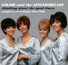 Goldie & The Gingerbreads: Thinking About The Good Times: Complete Recordings 1964 - 1966, CD