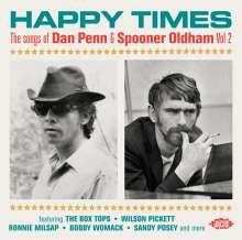 Happy Times: The Songs Of Penn & Oldham Vol.2, CD