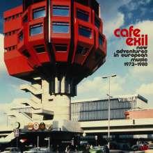 Café Exil: New Adventures In European Music 1972 - 1980, CD