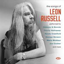 The Songs Of Leon Russell, CD