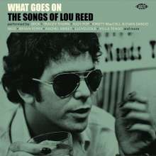 What Goes On: The Songs Of Lou Reed, CD