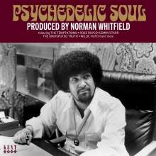 Psychedelic Soul - Produced By Norman Whitfield, CD
