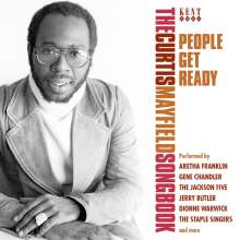 People Get Ready-The Curtis Mayfield Songbook, CD
